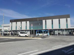 拝島駅南口