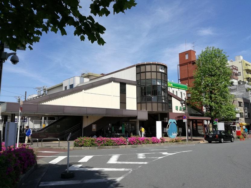昭島駅南口