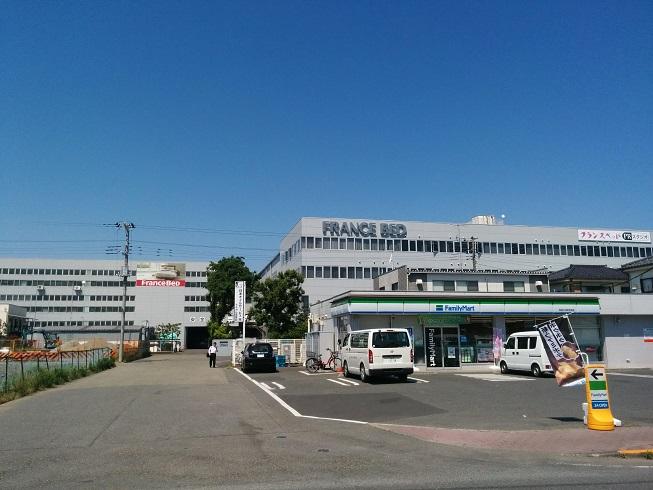 フランスベッド東京工場