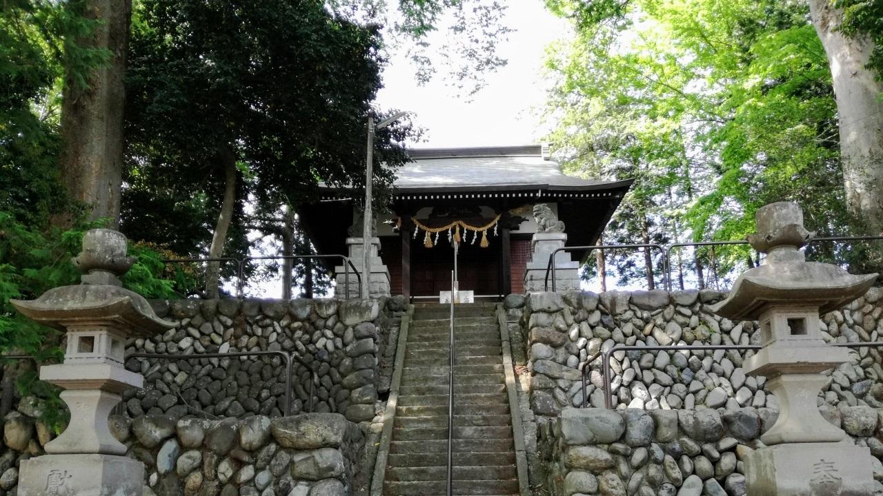 諏訪神社(東京都昭島市)