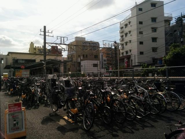 エコステーション21 昭島駅北口駐輪場