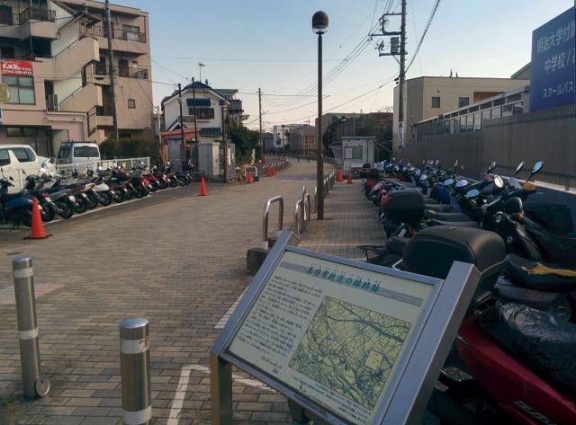 拝島駅東駐輪場