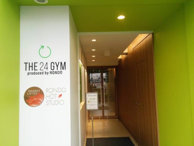 THE 24 GYM 昭島店