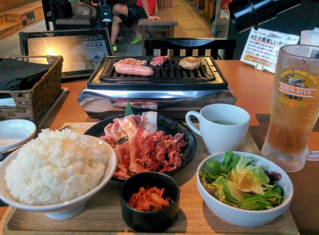 焼肉まる秀昭島店